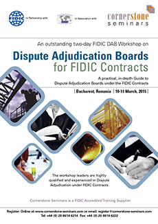 FIDIC DAB brochure front